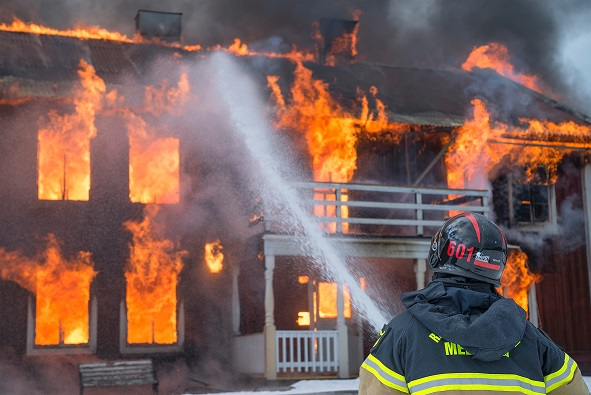 Sell a Home With Fire Damage